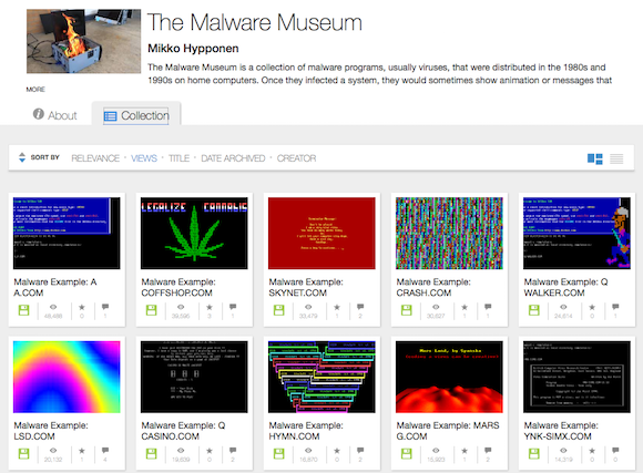 Malware_Museum