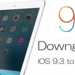 【iOS】iOS 9.3をiOS 9.2.1にダウングレードする方法
