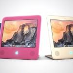 【Video】Appleの卵型iMacが復活!的なeMacコンセプトがクール!:designboom magazine