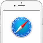 【Safari】iPhoneで最近のSafariの閲覧履歴を表示する方法