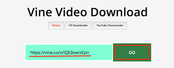 how to download a vine video