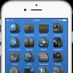 【iOS】脱獄せずに、iPhoneのアイコンテーマをインストールする方法