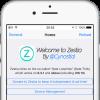 脱獄不要の「Zestia」Cydiaライクなインストーラをインストールする方法