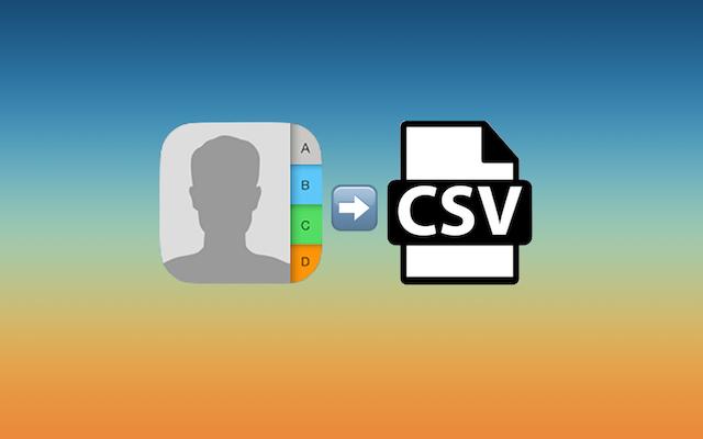 export_to_CSV_iCloud