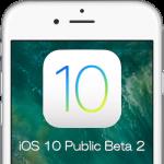 Apple、iOS 10 Public Beta 2をテスター向けにリリース