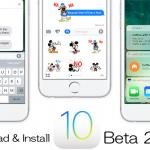 iOS 10 Beta 2をダウンロード&インストールする方法