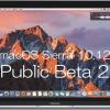 Apple、macOS Sierra 10.12 Public Beta 2をテスター向けにリリース