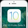 Apple、iOS 10 Public Beta 3をテスター向けにリリース