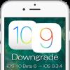 【iOS】iOS 10 Beta 6をiOS 9.3.4にダウングレードする方法