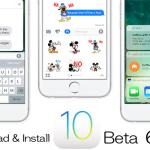 iOS 10 Beta 6をダウンロード&インストールする方法