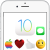 """【iOS 10】iPhoneの""""メッセージ""""アプリからアプリやステッカーを削除する方法"""
