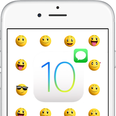 iOS10_iMessage