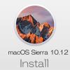 【Mac】macOS Sierra 10.12を使用しているMacにインストールする手順