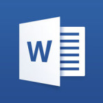 「Microsoft Word 1.26」iOS向け最新版をリリース。バグの修正