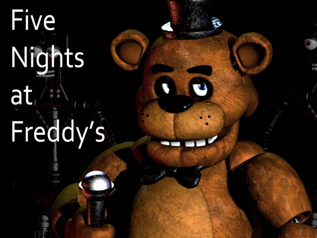 FiveNightsAtFreddysPromo
