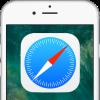 【iPhone】Safariの誤って「閉じてしまったタブ」を再度開く方法