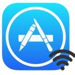 Wi-Fiがなくても「このアプリは100MBを超えています」と表示されるアプリをダウンロードする方法
