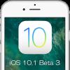 Apple、iOS 10.1 Beta 3を開発者向けにリリース。同時にテスター向けも