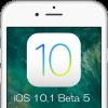 Apple、iOS 10.1 Beta 5を開発者向け及びテスター向けにリリース