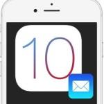 【iOS10】メールアプリで「メールをすべて削除(一括削除)する」方法