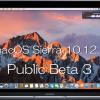 Apple、macOS Sierra 10.12.1 Public Beta 3をテスター向けにリリース