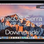 【macOS Sierra】「正式版に最新ベータ版をかぶせてしまった(汗)」Macを正式版「macOS Sierra 10.12」に戻す方法