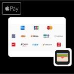 これだけは覚えておきたい!Apple Payで登録できるクレジットカードや使えるお店一覧!