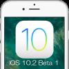 Apple、iOS 10.2初のベータ版を開発者向けにリリース
