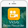 iPhoneの画面録画アプリ「Vidyo Brow Recorder」を無料ダウンロードする方法。もちろん、脱獄不要!