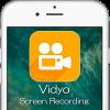 【動画撮影】「Vidyo」なら簡単!iPhone単体で画面録画する方法