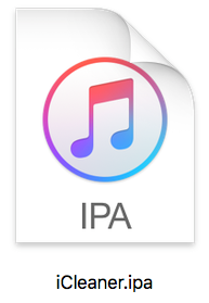 iCleanerPro_IPAfile