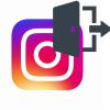 Instagram(インスタグラム)のログアウト方法。アカウントからのログアウトの仕方。