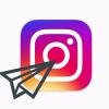 Instagram(インスタグラム)でメッセージを送る。ダイレクトメッセージの送信方法