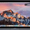 Apple、macOS Sierra 10.12.3 Beta 1を開発者向けにリリース