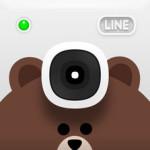 「LINE Camera 14.0.2」iOS向け最新版をリリース。動くLINEキャラクターが登場
