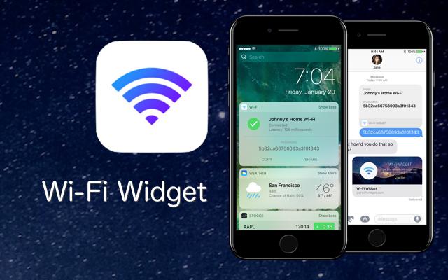 Wi-Fi_Widget