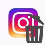 Instagram(インスタグラム)で写真を削除する方法