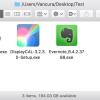 macOS 10.12.4では、Windowsの「.exe(イグゼ)」ファイルのアイコンが表示可能に!