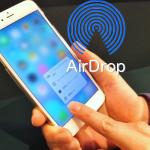 【iOS】AirDropを使ってiPhoneからの情報やデータをリアルタイムで共有する方法。