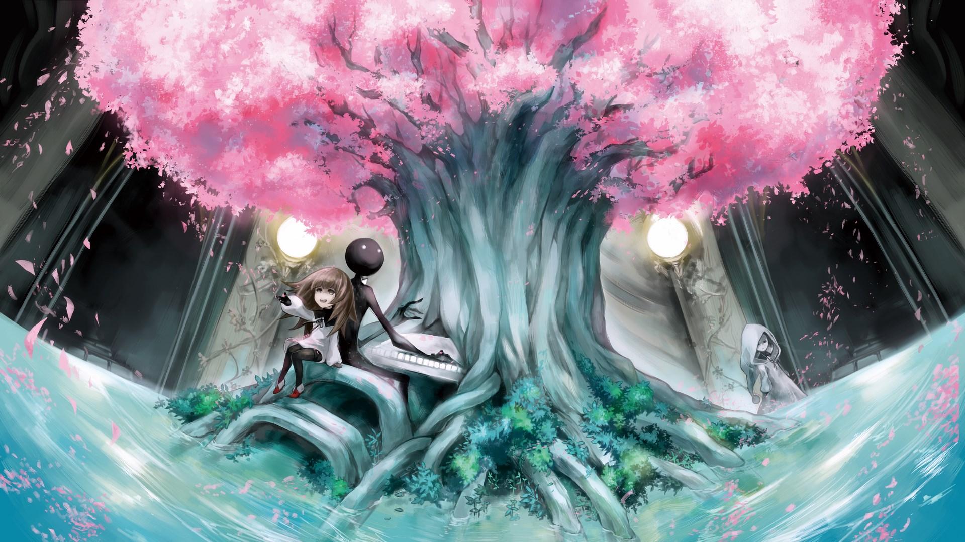 美しい木とdeemo