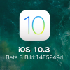Apple、iOS 10.3 Beta 3を開発者向けにリリース。32bitアプリ一覧を表示する「App互換性」セクションを追加