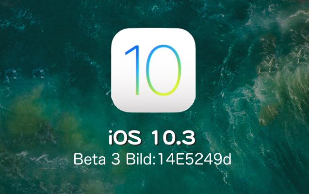 iOS10.3beta3