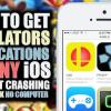 iOS_Emulator