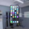 iPhone 8、透明なOLEDディスプレイを搭載した新しいコンセプト・デザイン【Video】