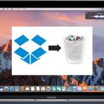 【Dropbox】Macに入れたデスクトップアプリをアンインストールする方法とその注意点