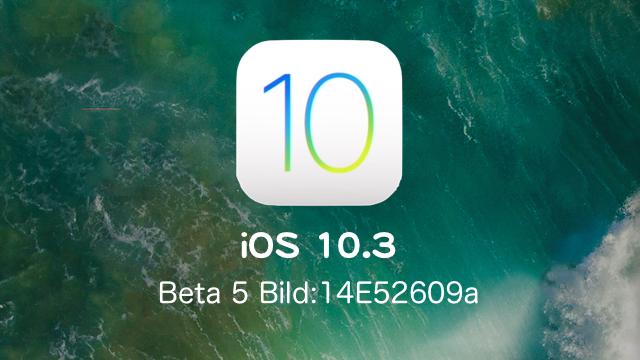 iOS10.3beta5