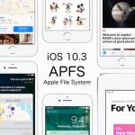 iOS 10.3はファイルシステム(APSF)大変革!アップデート前にはデバイスのバ ックアップが必須です。その理由は…