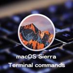 【macOS Sierra】Macですべてのターミナルコマンドを一覧表示する方法