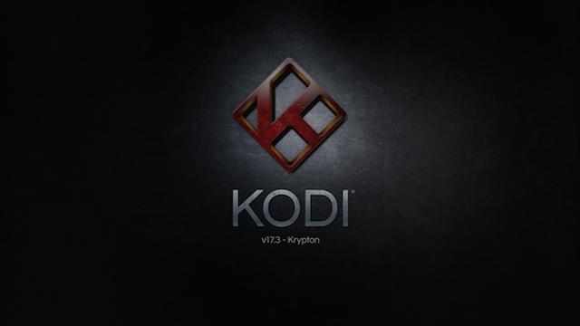 Kodi17.3Krypton