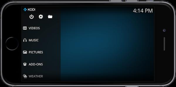 Kodi_iPhone